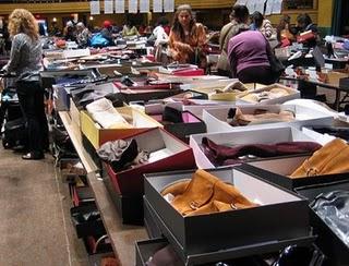 Shoe Inn Warehouse Sale