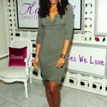 Kelly Rowland Hosts HPNOTIQ Harmonie Liqueur's 2012 Kick Off Cocktail Party At The W Hollywood