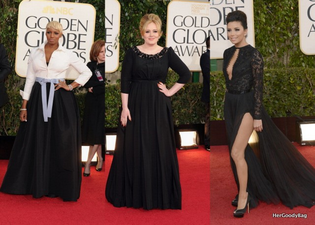 NeNe Leakes, Adele, Eva Longoria