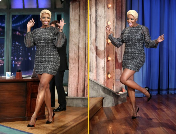 Weekend Style Files with NeNe Leakes and Essence AtkinsEssence Atkins Legs