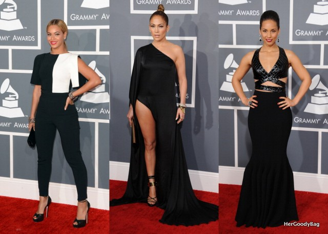 Beyonce, Jennifer Lopez, Alicia Keys
