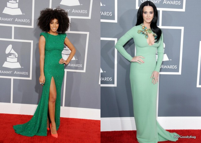 Solange and Katy Perry green with envy!