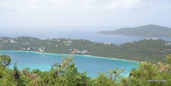 Summer in St. Thomas