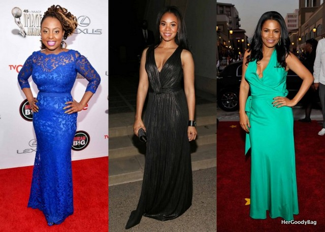 Ledisi, Regina Hall, Nia Long