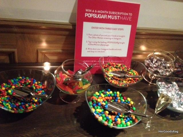 POPSUGAR Candy Bar