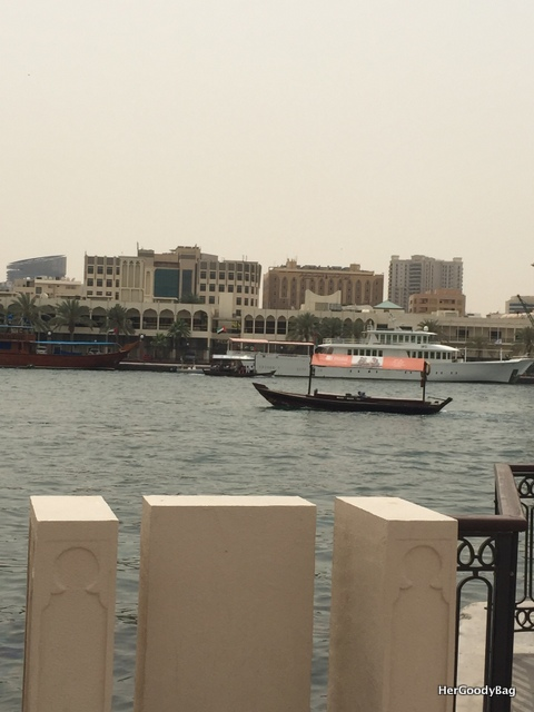 Abra -Dubai Creek